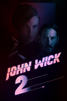 John Wick 2 POSTER  Photoshop only.  4 hours  Valentin Valade Fan Art 2017