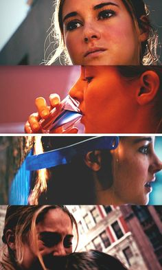 """""""I can be remade here."""" ~Divergent~ ~Insurgent~ ~Allegiant~"""