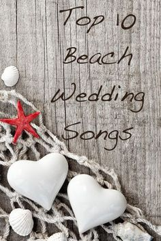 Top 10 Beach Wedding Songs for your ceremony walk down the aisle to your first dance or last dance song! I Like 4 and Maybe as pre-wedding music while people wait for it to start. Wedding Wishes, Wedding Bells, Wedding Events, Our Wedding, Dream Wedding, Trendy Wedding, Wedding Country, Wedding Shot, Country Weddings