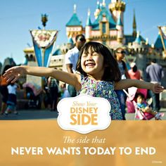 Saddest thing: going home. Happiest thing: Thinking about your next visit.  Disneyland Resort Walt Disney World Pro Tips for being a pro at Disney Parks and getting the most of your vacations.