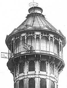 Water tower Exhibition Building, Exhibition Space, Crystal Palace, Hyde Park, Palace London, Glass Structure, Forest Hill, Le Palais, South London