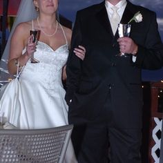 The wedding Master of Ceremonies is responsible for managing the reception.