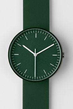 green simplicity.
