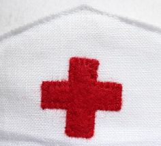 Nurse (Pannolenci and cloth)
