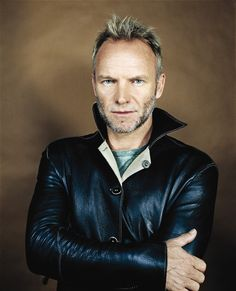 Looking forward to seeing Sting again on March 16th!