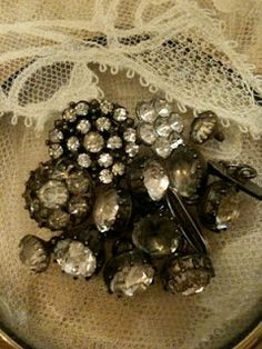 Vintage Buttons and bits