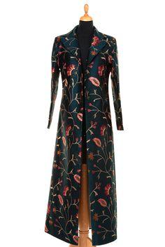 Aquila Coat in Mineral , Price £375.00