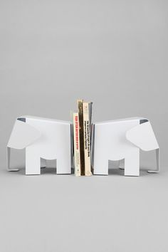 Elephant Bookend - My inspiration goes between rustic, culturally rich, country cozy, indutrial, and modern. I love to work out the mix and match on rainy days....
