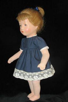 Käthe Kruse Puppe 1962 | eBay