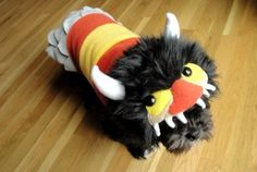 Where the wild things are dog costume