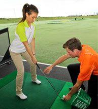 Top Golf - Coaching Zone
