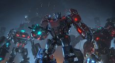 Transformers Dev Working On New Marvel Game?