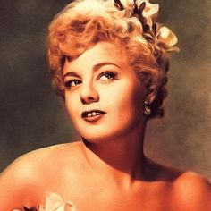 'Shelley Winters, Vintage Actress' by SerpentFilms Classic Hollywood, In Hollywood, Shelley Winters, Classic Movie Stars, Hooray For Hollywood, Female Actresses, Movie Theater, Barbie Dolls, Nostalgia