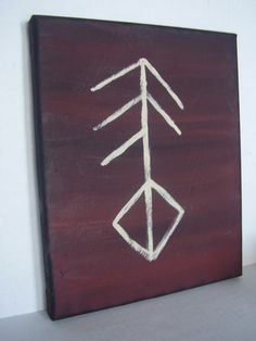 Viking Rune Symbol of MUSIC