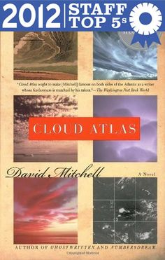 Cloud Atlas by David Mitchell (Powell's Books Staff Top 5s)