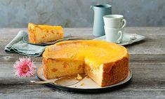 Aprikosen-Käsekuchen Tasty Bakery, Pie, Desserts, Food, Oven, Dessert Ideas, Food Food, Biscuits, Postres