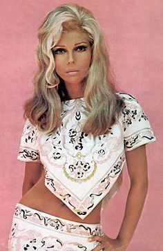 Nancy Sinatra. #60s These Boots are made for walking....