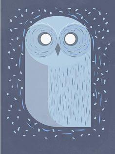 'Night Owl' by Sarah Abbott
