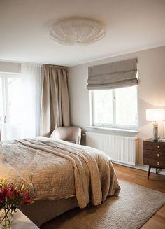 Mysigt i sovrummet & en ny taklampa