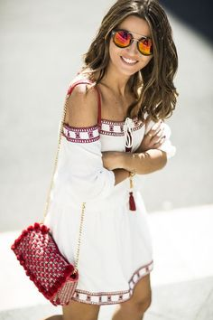 5 fourth of july outfits | Kayla's Five Things | july fourth outfits | summer outfits | fashion inspiration