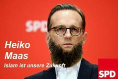 German political old party, SPD Finds that Islam is the future for GermanyGerman political parties, the SPD / CDU are doing all their arms business with Saudi Arabia, Iran, Iraq, Afganistan and many other EU countries! Incl. Nato / Turkey / America   But the political old parties are losing more and more voters, especially now where most understand why the war takes place in Syria.