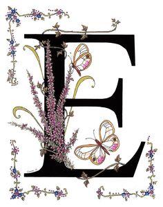Erica And Esmeralda Butterflies Painting by Stanza Widen