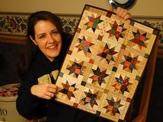 Tara Darr---quilt that's on cover of her book