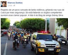 RN POLITICA EM DIA: DO TWITTER DE MARCOS DANTAS...
