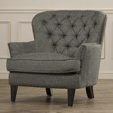 Found it at Joss & Main - Talia Tufted Arm Chair