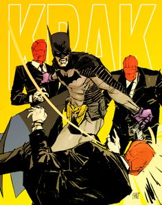 Batman - Cleanlined