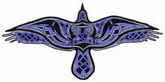 the morrigan symbol - Google Search