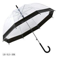 ビニール傘 透明傘 EVA傘 ブラック色傘 黒傘3色 仕入れ、問屋、メーカー・生産工場・卸売会社一覧