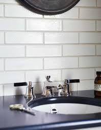 Billedresultat for hvide vægfliser køkken