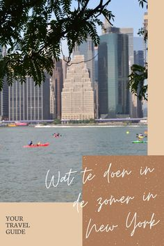 Wat te doen in New York op warme dagen? - Your Travel Guide Solo Travel, Travel Usa, New York Travel Guide, World Of Wanderlust, Go Skiing, Usa Cities, Coney Island, Ultimate Travel, Summer Travel