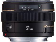 Canon Lens 50 mm 1.4 USM