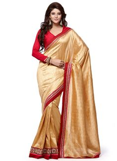 http://www.sareebuzz.in/sarees/luxurious-beige-manipuri-silk-embroidery-work-saree-6326  Luxurious Beige Manipuri Silk Embroidery Work Saree  Color : Beige  Occasion : Festival Reception  Fabric : Manipuri Silk  Work : Embroidered Patch Border Item Code: : 6326   For Inquiry Or Any Query Related To Product, Contact :- +91 9974 111 22