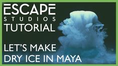 Mark Spevick returns to Escape's YouTube channel to show you how to use Maya fluids to make dry ice! #escapeftw Watch this tutorial in full and many more at ...