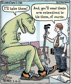 OT for dinosaurs