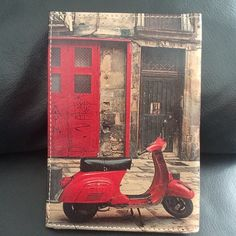 Scooter Passport Holder Brand new, leather Bags