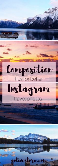 How to create better Instagram travel photos