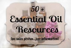 Learn about all about essential oils in my growing collection of articles, references, resource links and book recommendations list. No sales pitches or brand bias. Just good information.