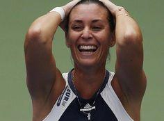 La pugliese Flavia Pennetta nella storia: è in finale agli US Open - http://www.grottaglieinrete.it/it/la-pugliese-flavia-pennetta-nella-storia-e-in-finale-agli-us-open/ -   Pennetta, tennis - #Pennetta, #Tennis