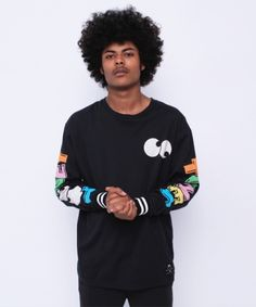 Lazy Oaf x Looney Tunes Loonate Long Sleeve T-shirt