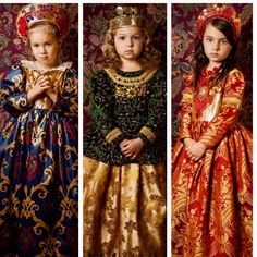 #платье #кокошник #красота #сказка #фантазия #kids #dress #fantasy #mydream #цветы #дизайнер #ренессанс #renaissance #beauty #darkbeauty #flowers #кукла #doll #платьеврусскомстиле #русскийстиль #russianstyle #