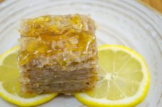 Honey Lemon Baklava: Sweeter with Honey: 11 Delicious Honey-Flavored Fall Desserts | Slideshow | The Daily Meal