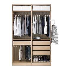 PAX Armoire-penderie - accessoire de fermeture silencieuse - IKEA