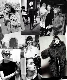 Fashion icons of the '60s