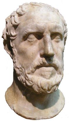 Thucydides (born c. 460-455 B.C.) wrote a valuable first-hand account of the Peloponnesian War (History of the Peloponnesian War) Thucydides wrote his history based on information about the war from his days as an Athenian commander and interviews with people on both sides of the war. Unlike his predecessor, Herodotus, he didn't delve into the background, but laid out the facts as he saw them chronologically.