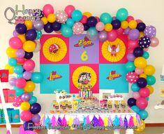 Decoración Fiesta Soy Luna FB: https://www.facebook.com/happyoccasionsfiestas/ INS: https://www.instagram.com/happyoccasionsfiestas/