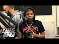 DJ TED SMOOTH, JAZ THE RAPPER , JHONNI BLAZE & MIRACLE WATTS ON THIS IS 50 RADIO